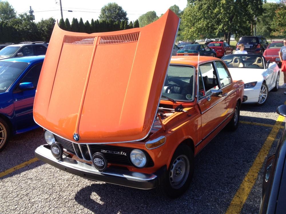 BMW tii